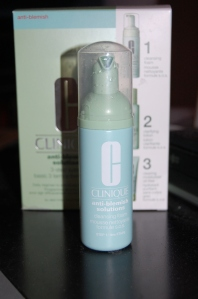 Clinique Anti Blemish Cleansing Foam