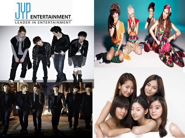 K-Pop, the record company 'heavies'   Cookie's beauty blog