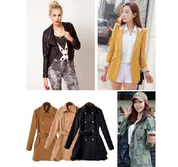 Sring jackets